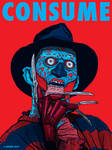 Freddy Krueger / THEY LIVE Mashup CONSUME series