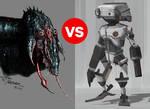 MONSTER vs ROBOT