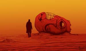 Bladerunner 2049 Hal Hefner