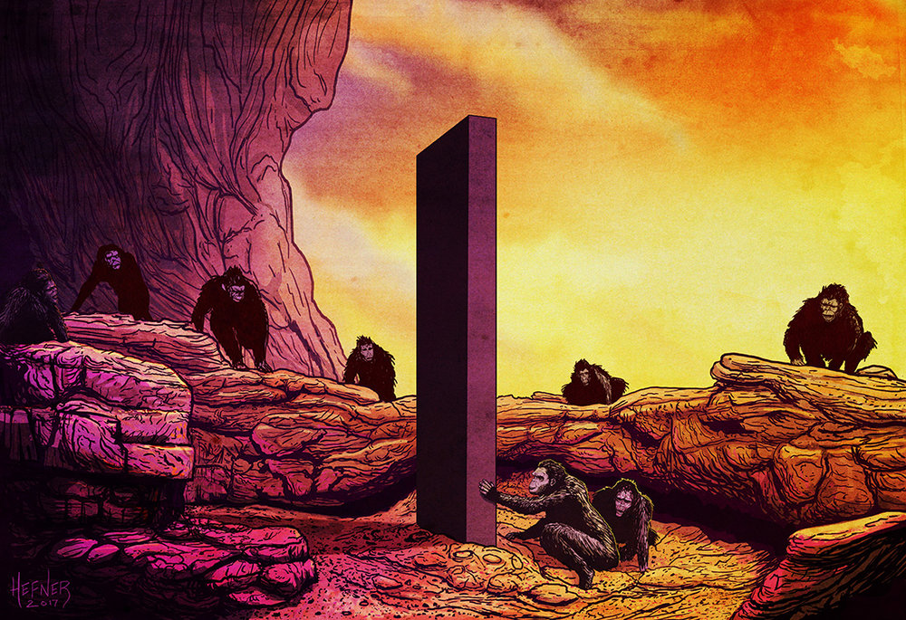 The Best Monolith Space Odyssey