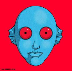 Fantatsic Planet - DRAGG Head