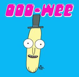 Mr. Poopybutthole - Hal Hefner - Popheads