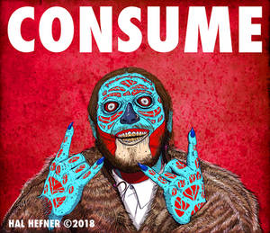 Post Malone Hal Hefner Consume They Live-2