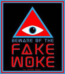 BEWARE THE FAKE WOKE