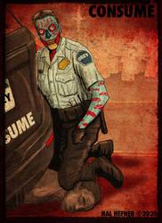Minneapolis Police - George Floyd - CONSUME