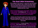 The Bad Little School-boy +015