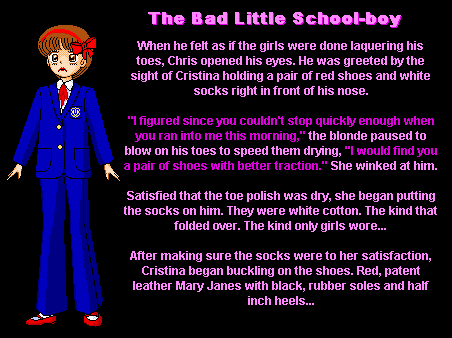 story of the bad little boy Soph extra credit hand in with journal  the story of the bad little boy is a parody of the stories in sunday school because he is making fun of the.