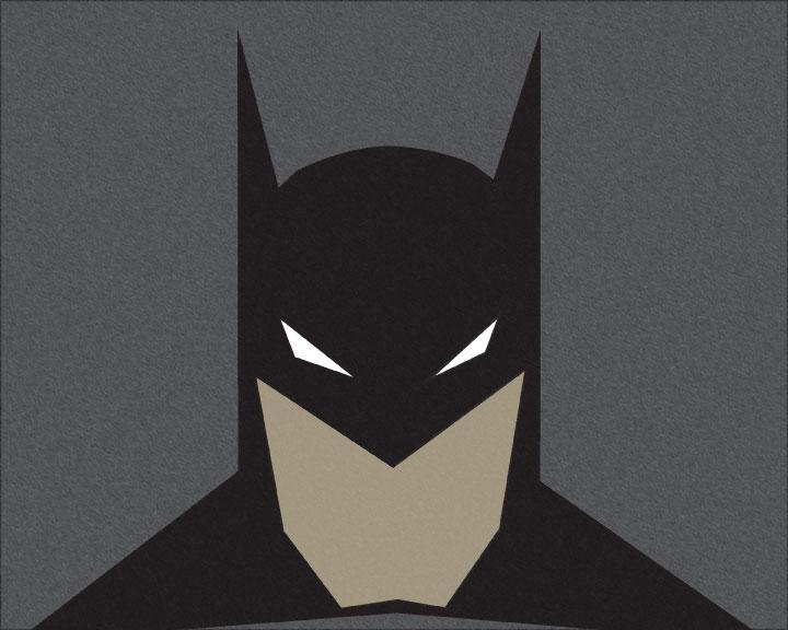 Batman-minimalist By Sentinel0624 On DeviantArt