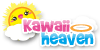 Kawaii Heaven badge by Cukismo