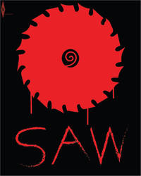 Saw (Class Work) by macl6785