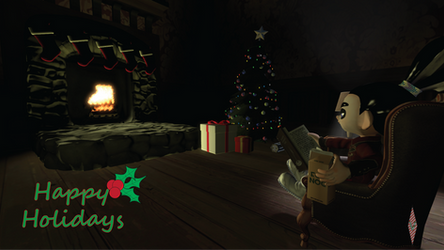 SFM: Happy Holidays (2016) by macl6785