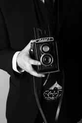 retro camera by SylvieRider