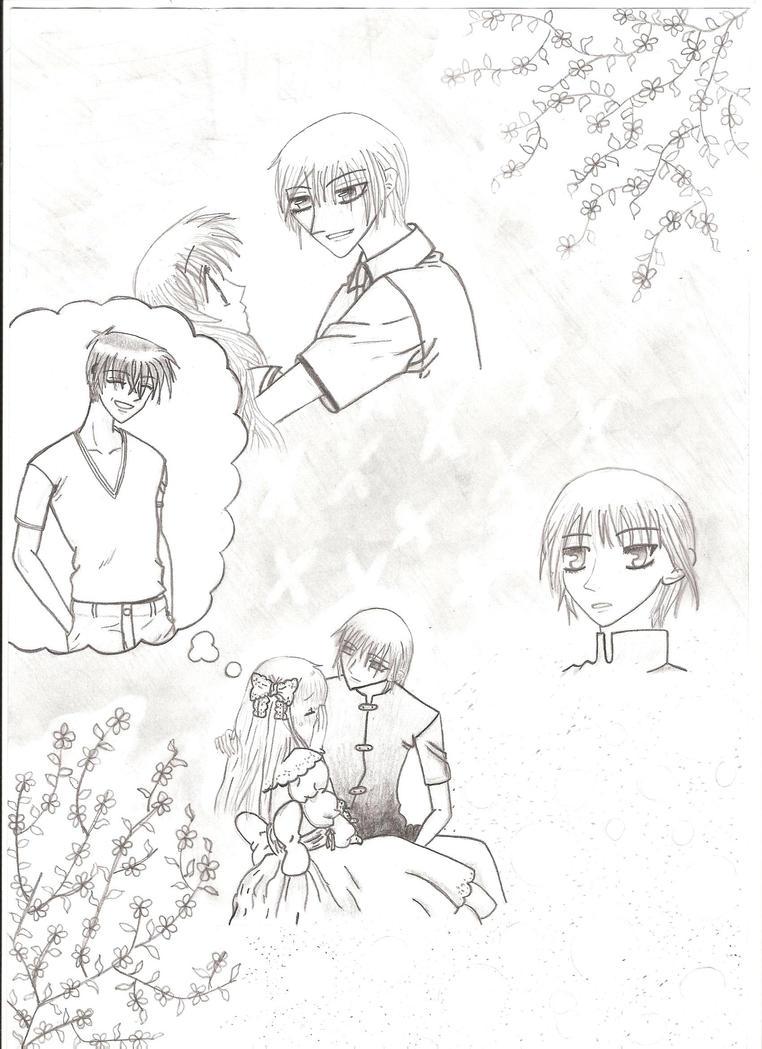 Kyo Sohma And Tohru Honda Fanfiction Pregnant tohru ...