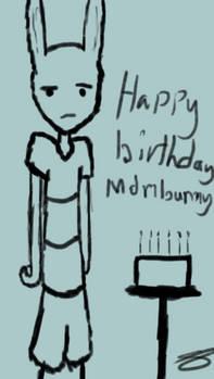 MDMBunny's Birthday :D