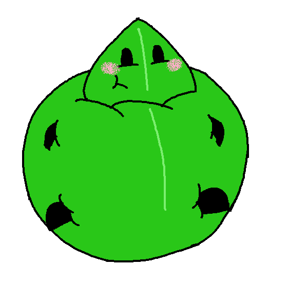 Leafy Inflated by Objectoes on DeviantArt