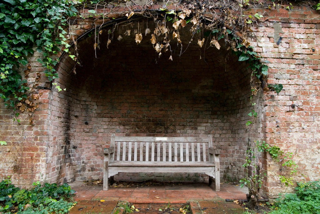 Stock...  Bench by RhysBriers