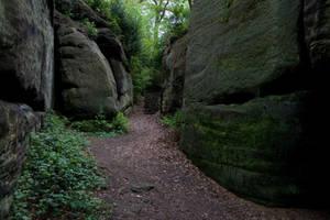 Stock... High Rocks 2 by RhysBriers