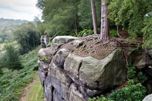 Stock...  High Rocks 9 by RhysBriers