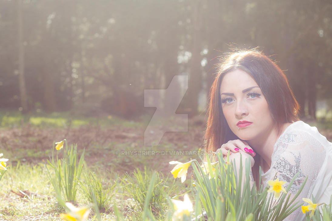Model Shoot - Nonsuch Park 2 by RhysBriers