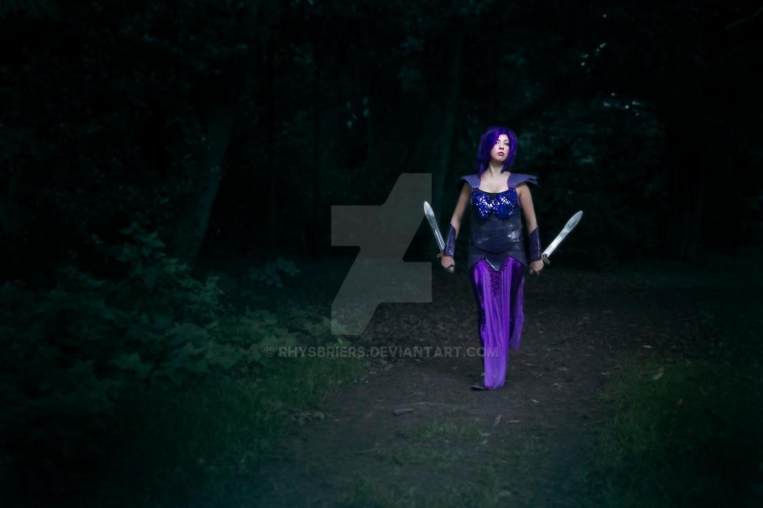 Sword Dancer 2 by RhysBriers