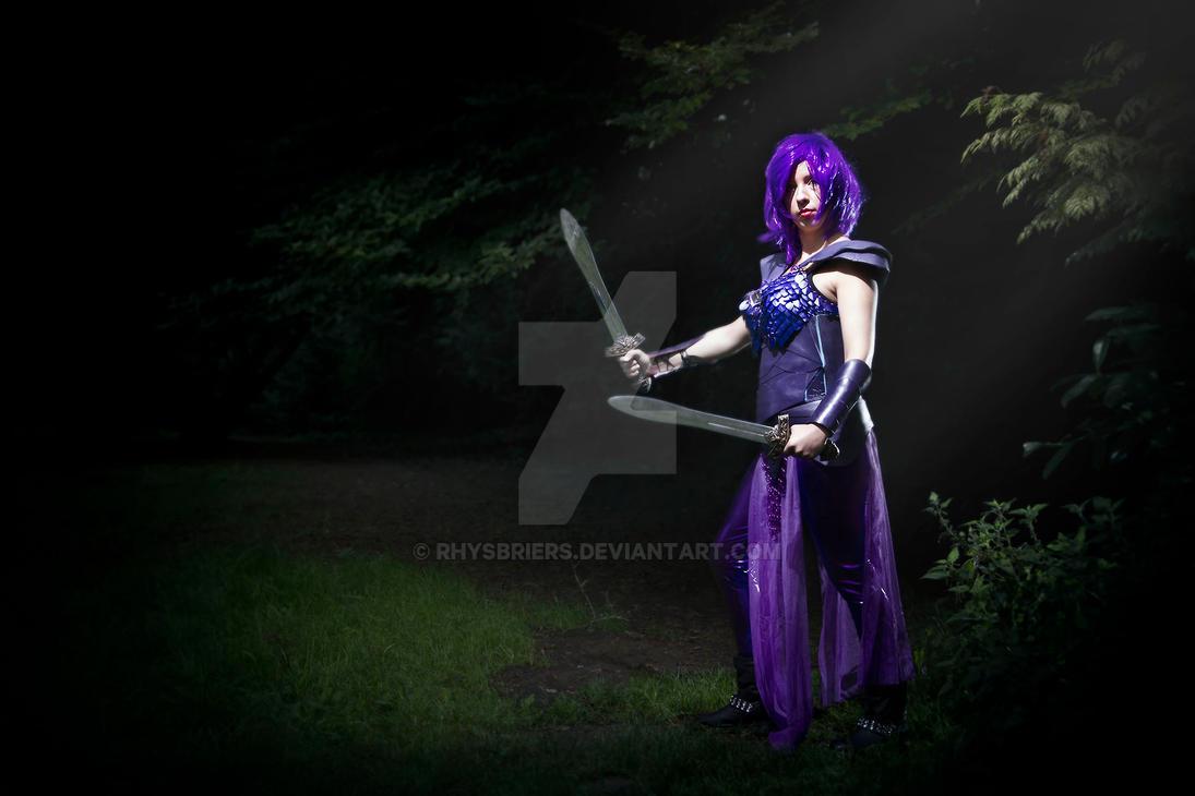 Sword Dancer 3 by RhysBriers
