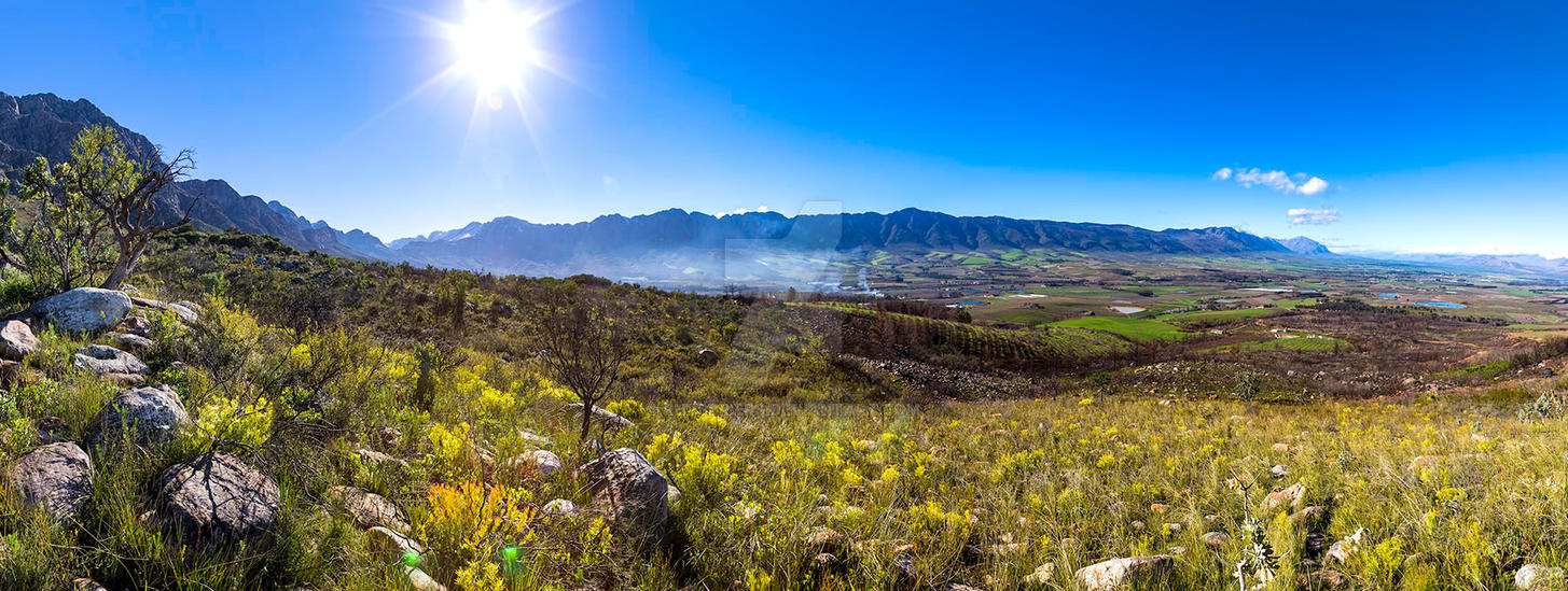 Pano - Tulbagh South Africa by RhysBriers