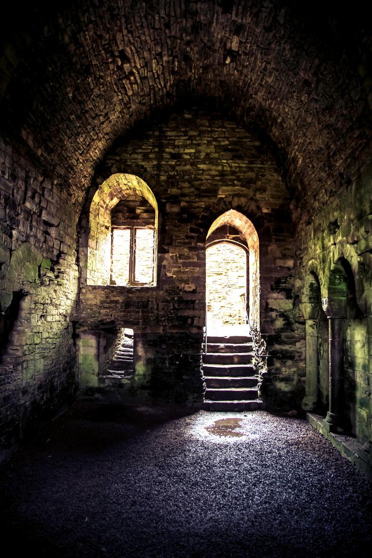 Stock - Ludlow Castle by RhysBriers