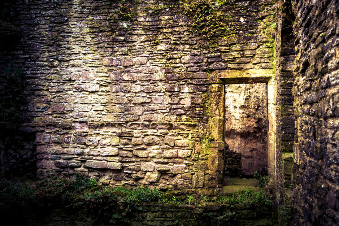 Stock - Ludlow Castle 3 by RhysBriers