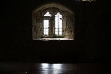Stock...  Carisbrooke castle 3 by RhysBriers