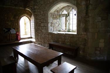 Stock...  Carisbrooke castle 4 by RhysBriers