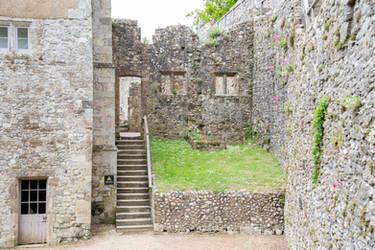 Stock...  Carisbrooke castle 6 by RhysBriers