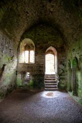Stock - Ludlow Castle 4 by RhysBriers