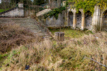 Stock - Crystal Palace Park 2 by RhysBriers