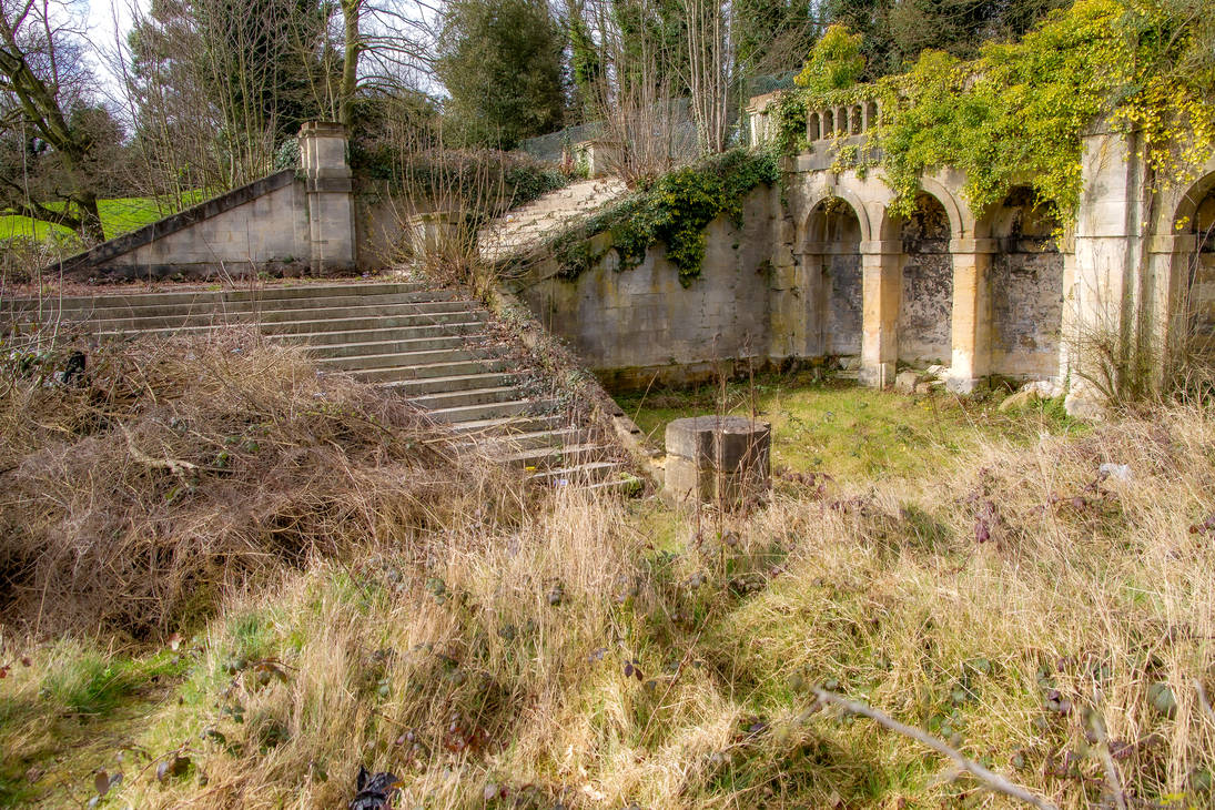 Stock - Crystal Palace Park 4 by RhysBriers
