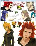 Kingdom Hearts Doodles