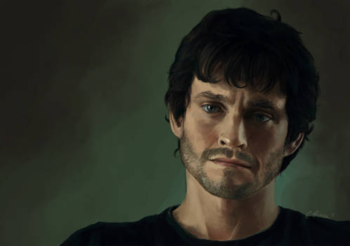 Will Graham by Ligers-mane