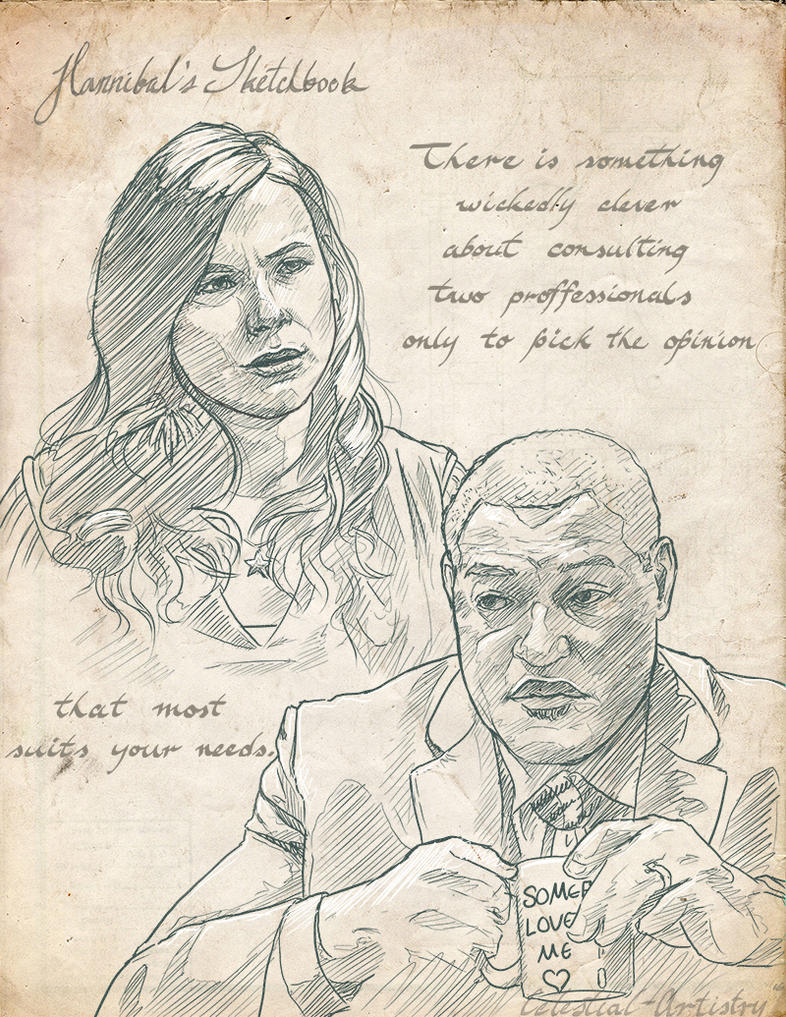 Hannibal's Sketchbook 010 by Ligers-mane