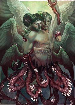In Hell's Embrace