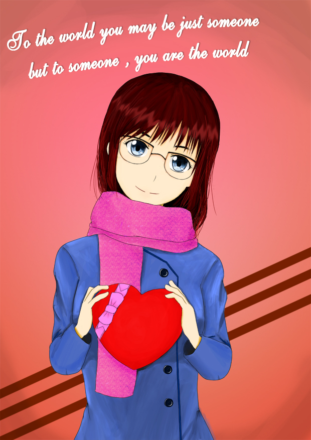 Valentine by BadDayXIII