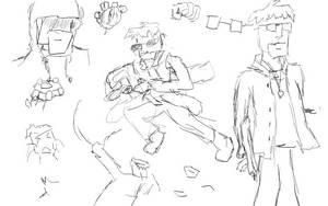 ethanpow drawing development by EthanPow