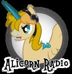 Alicorn Radio Logo