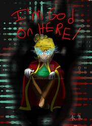 EthanPow: I AM GOD HERE~!