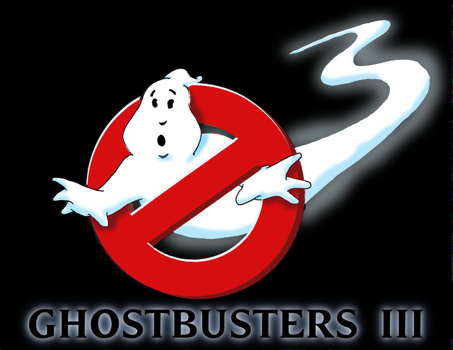 GHOSTBUSTERS 3 LOGO by rutherford on DeviantArt