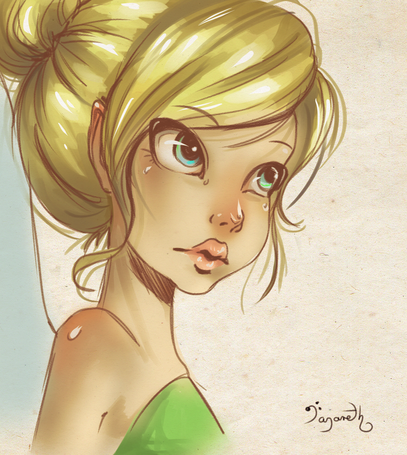 Tinkerbell by Nasuko