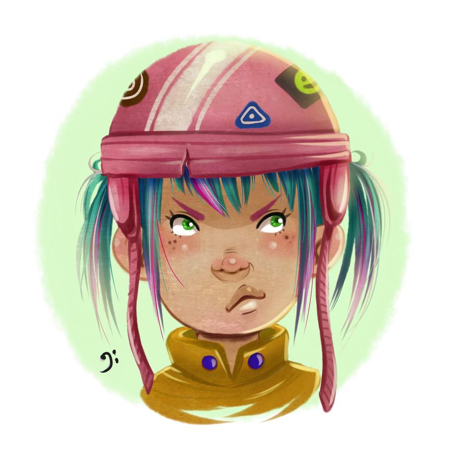 Lily Lollipop by Nasuko