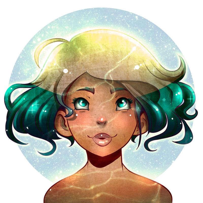 Aquarius by Nasuko