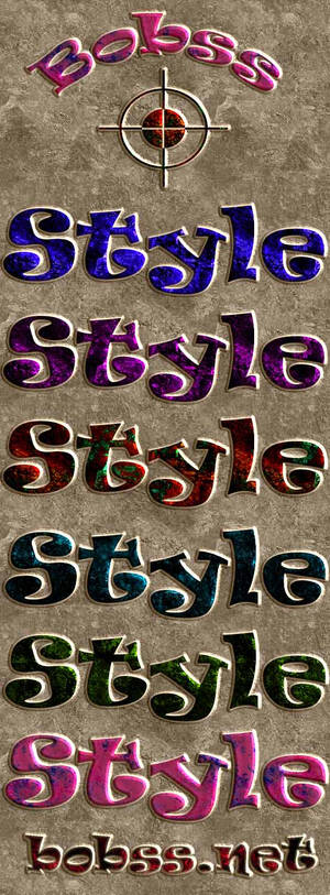 Styles for design by bobss 39