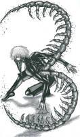 Kaneki Ken_Centipede
