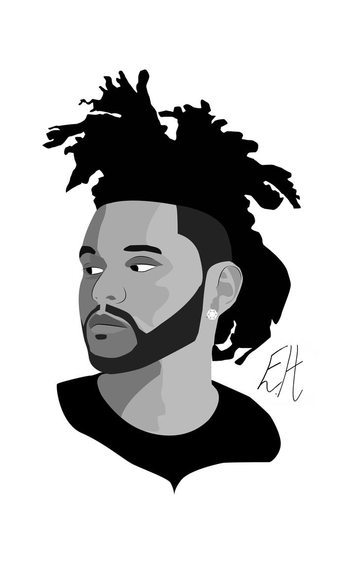 weeknd by ricky hmi on deviantart starfish clipart png starfish clip art free downloads