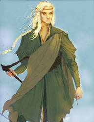 Finrod the Faithful by MaslenJopson007916